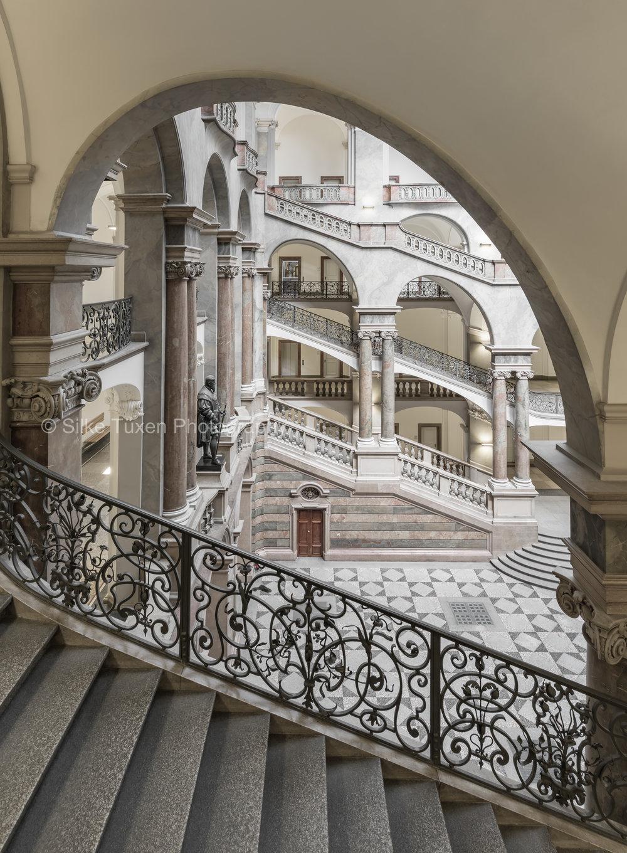 Palace of Justice, Munich - Justizpalast, München