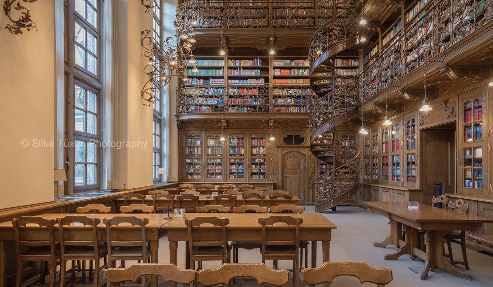 Juristische Bibliothek, Munich/München