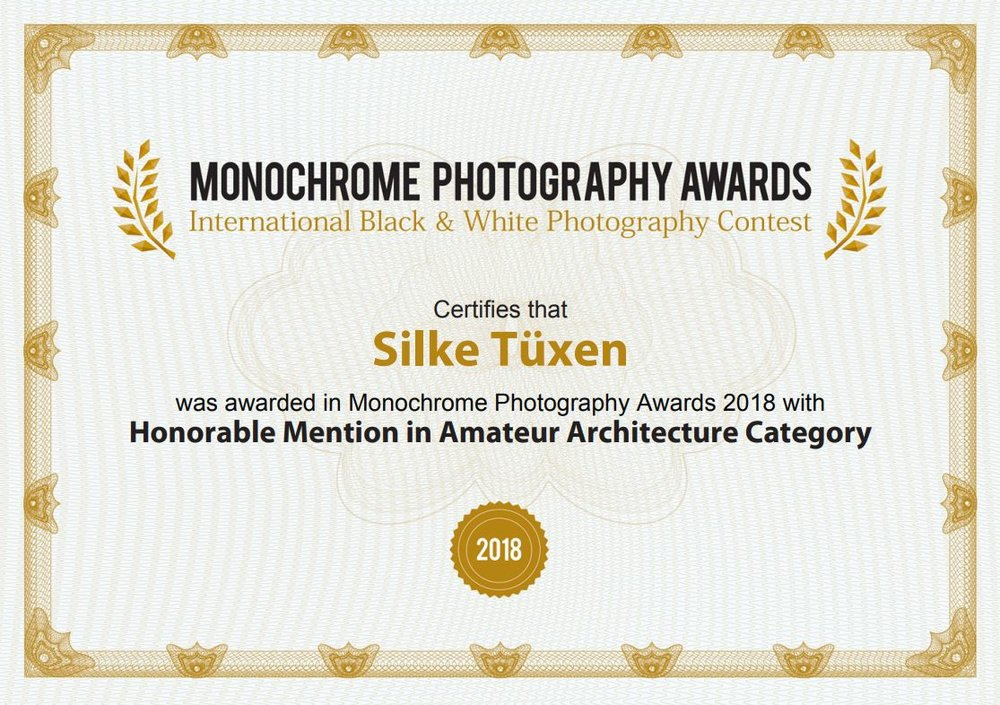 Certificat Honorable Mention in Amateur Architecture Category 13.01.2019.JPG
