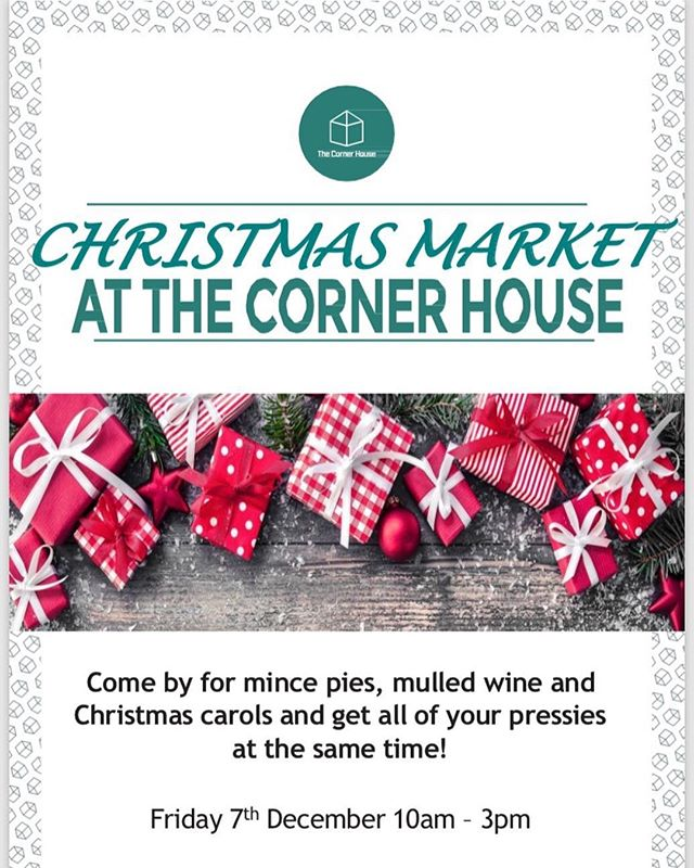 Come and get your Christmas treats and Christmas presents 🎁 TODAY @the_corner_house