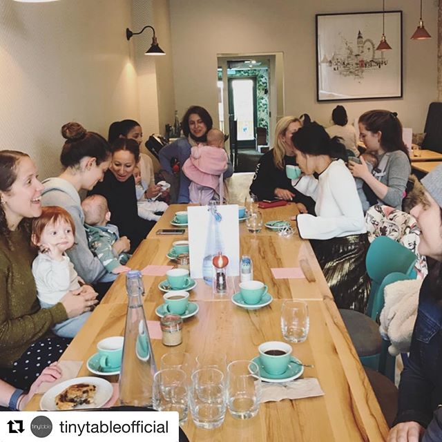 If you didn't get to join us around The Together Table @the_corner_house last month - we'll be back TOMORROW! 🙌🏻 West London motherhood join us from 10am to meet new mamas in your neighbourhood, grab a FREE coffee ☕️ and take ten to feast on a breakfast of champions. No booking required, plenty of pram parking and there's even free soft play for tots under 1 👶🏻 . . . #mums #mother #mummy #newmum #newmums #brookgreen #westlondon #hammersmith #kensington #fulham #shepherdsbush #london #londonmums #mumsoflondon #baby #newborn #thetogethertable #meetup #meetups