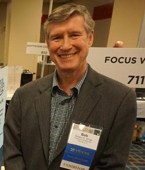 Robert White, President & Dir of Product Development