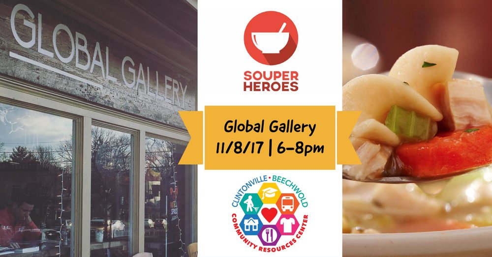 Souper Heroes: Global Gallery Edition -  Details Here