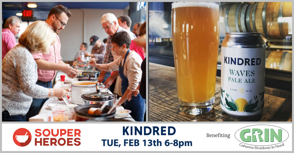 Souper Heroes: Kindred Edition-  Details Here