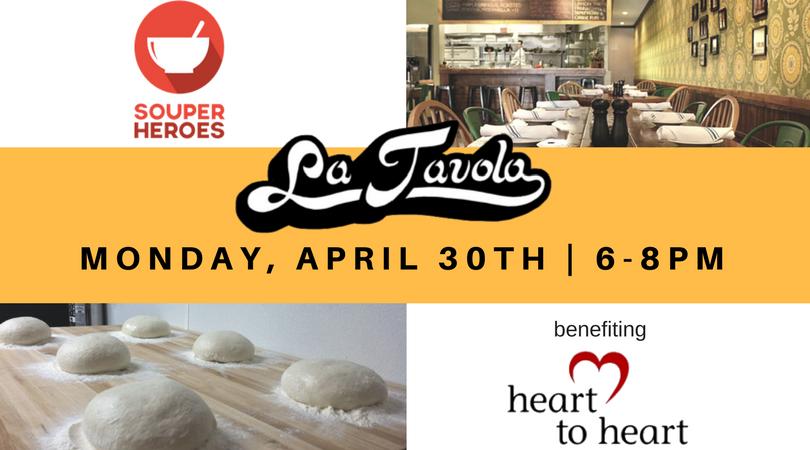 Souper Heroes: La Tavola Edition-  Details Here