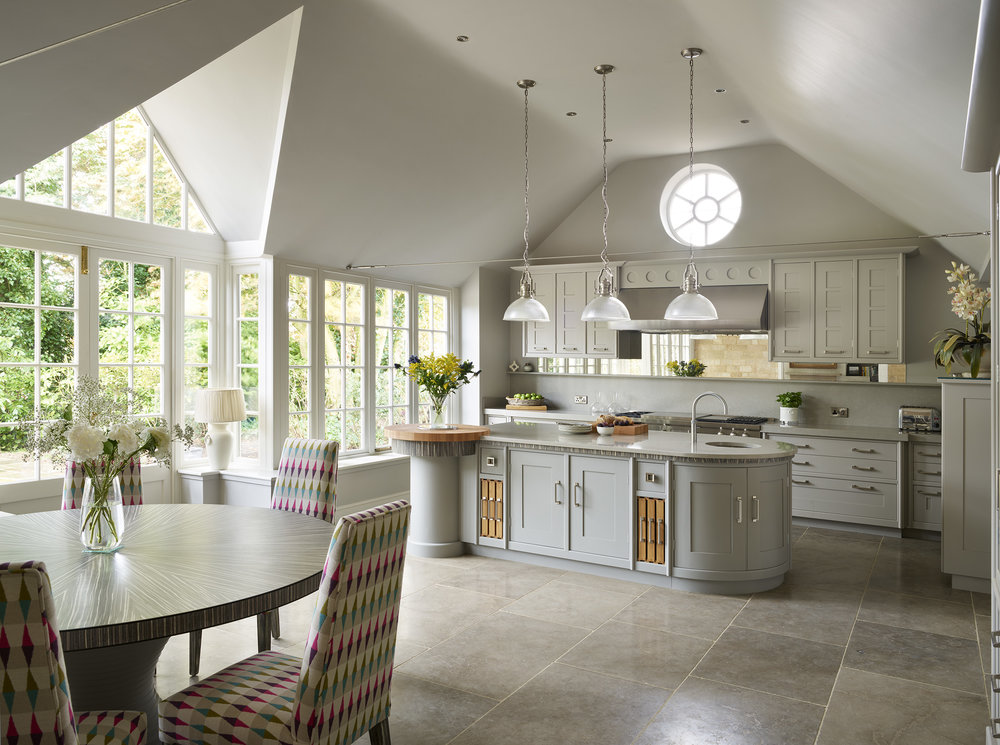 Chiselwood Is Sole UK Finalist in Global Kitchen Design Contest ...