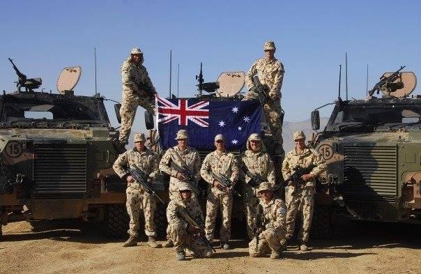 ANFA Australian Flag