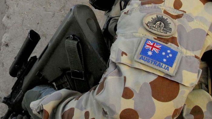 ANFA Australian Flag Army