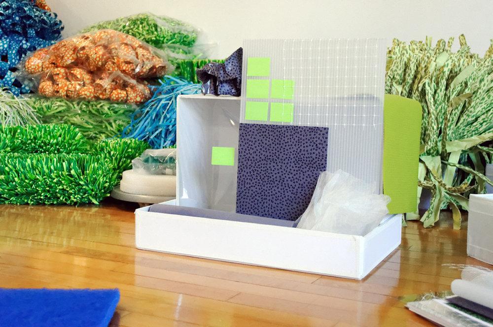 La boîte (outil de visualisation et d'expérimentation).