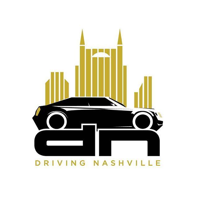 Driving Nashville branding #artistic #graphicdesign #graphicart #art #design #logo #logos #logodesign #branding #brand #branddesign #artist #designer