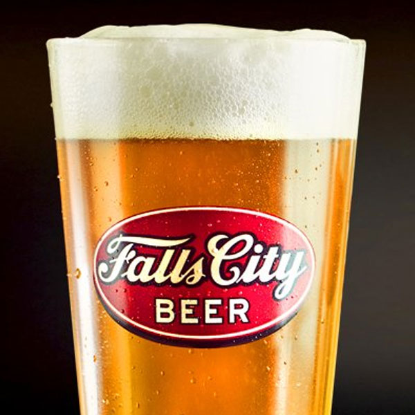 Falls City Beer view work