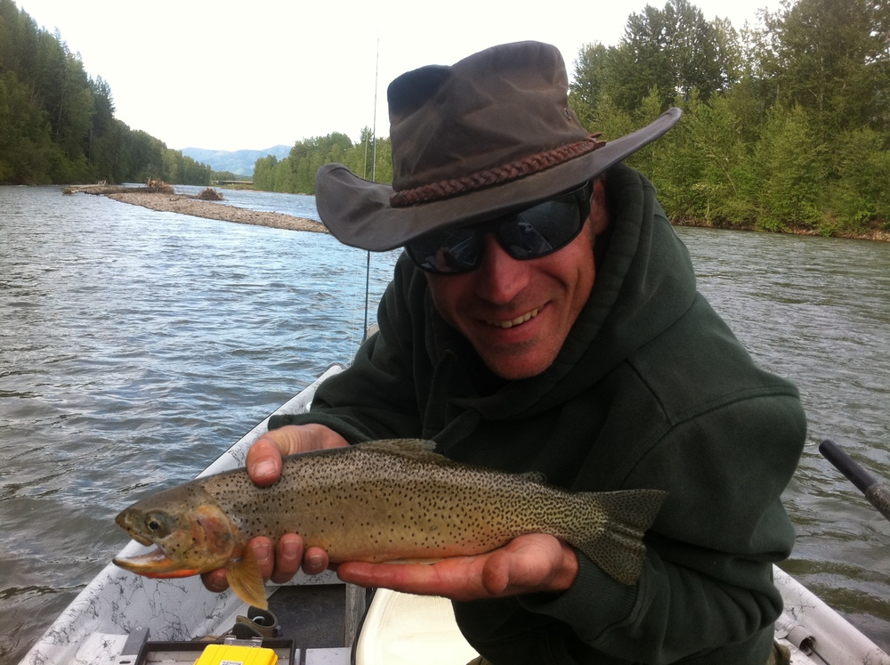 Fernie Fly Fishing in British Columbia
