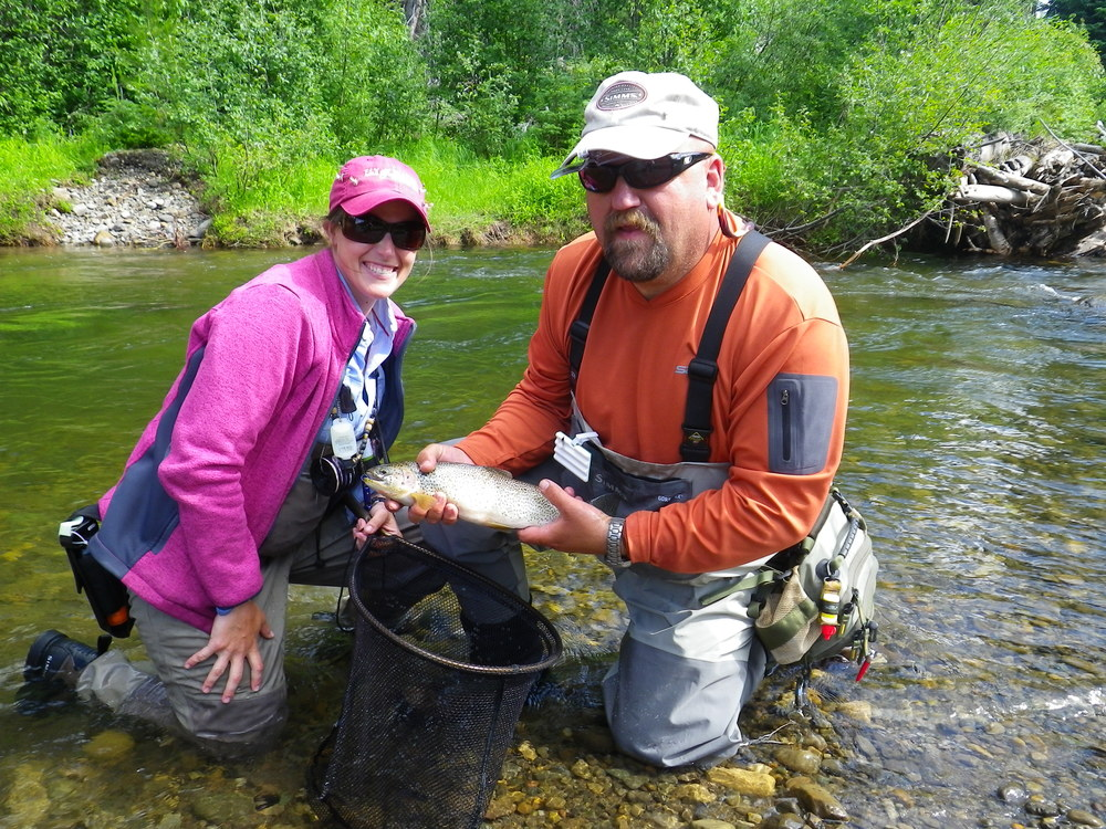 Elk River Fly Fishing