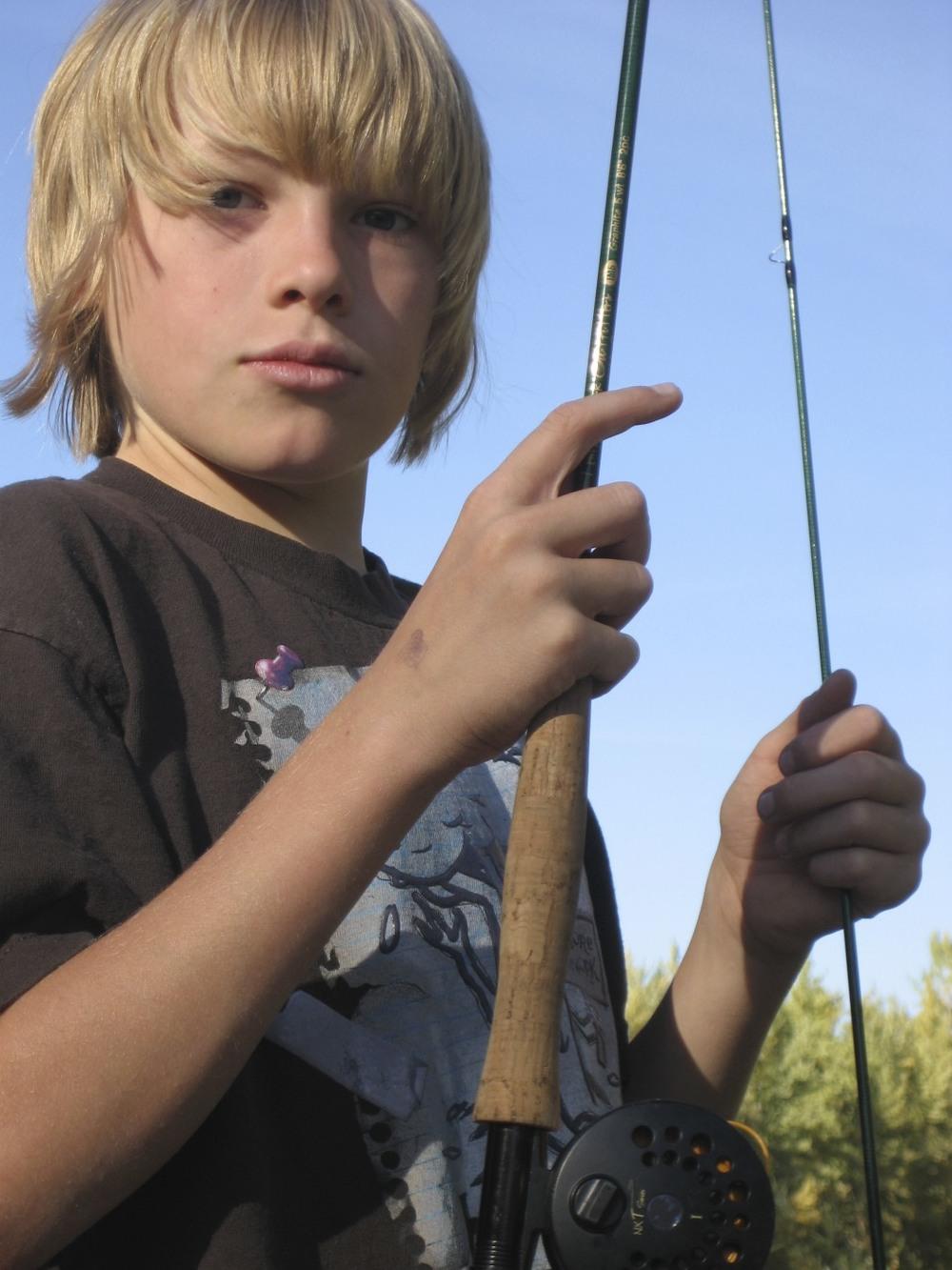 Fernie Fly Fishing Lessons