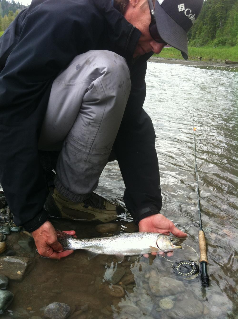 Elk River Fernie BC