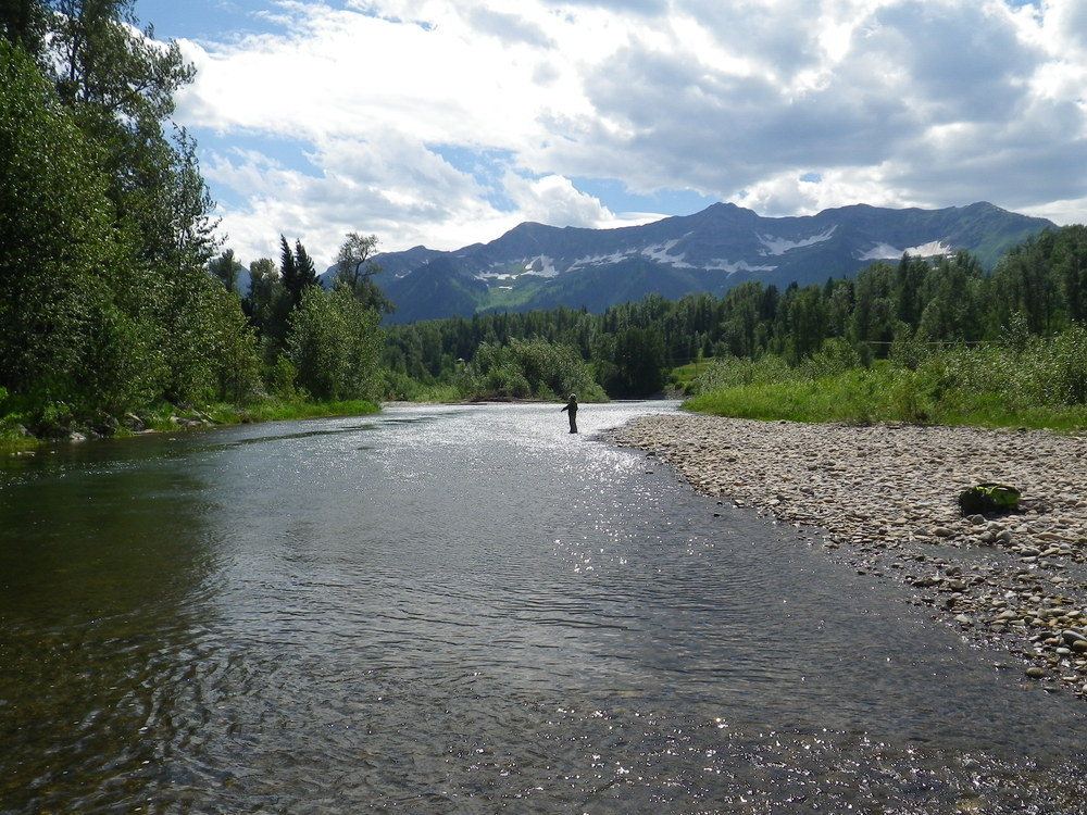 Elk River Fly Fishing