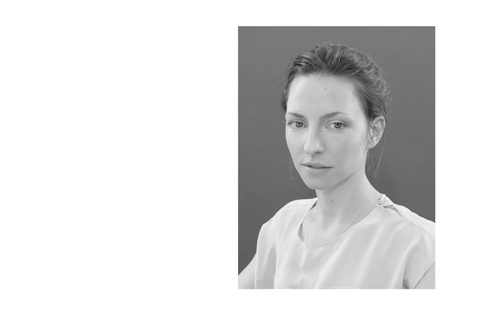 Actress Katharina Schüttler   for  Neon