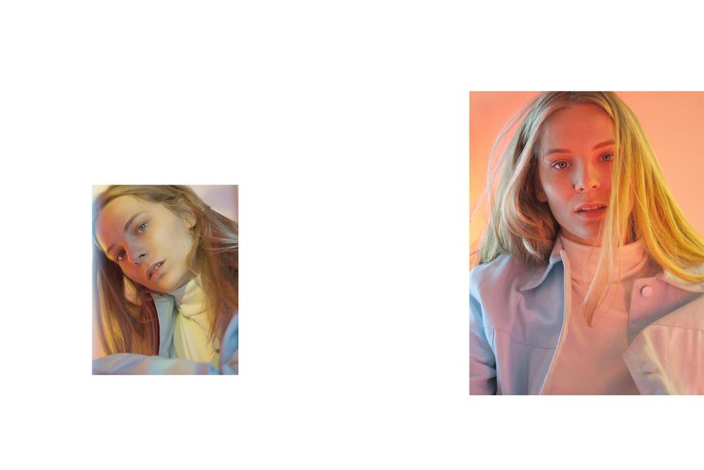 Actress  Lilith Stangenberg   for  L'Officiel    Styling Réka Maria Probst Hair & MakeUp Tony Lundström