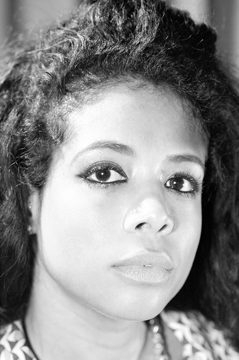 Kelis   singer  for  Interview Magazine