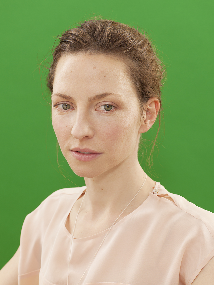 Katharina Schüttler   for  Neon