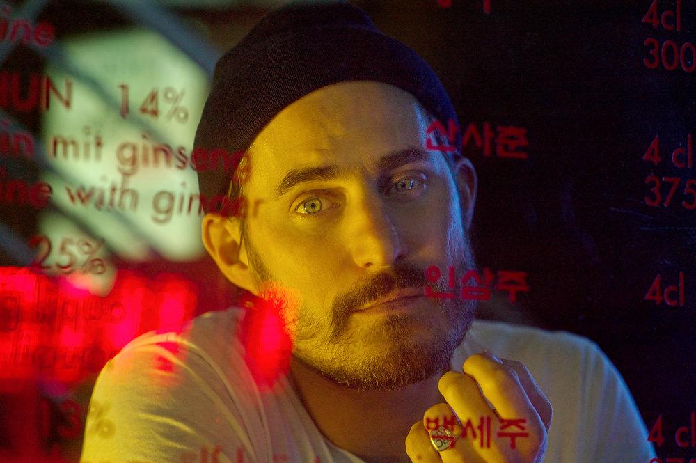 Clemens Schick   actor  for  Zeit Magazin