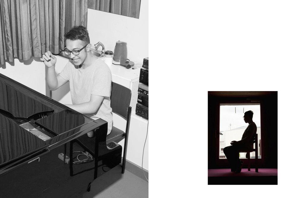 Kevin Mantu   virtuoso  for  Zeit Magazin