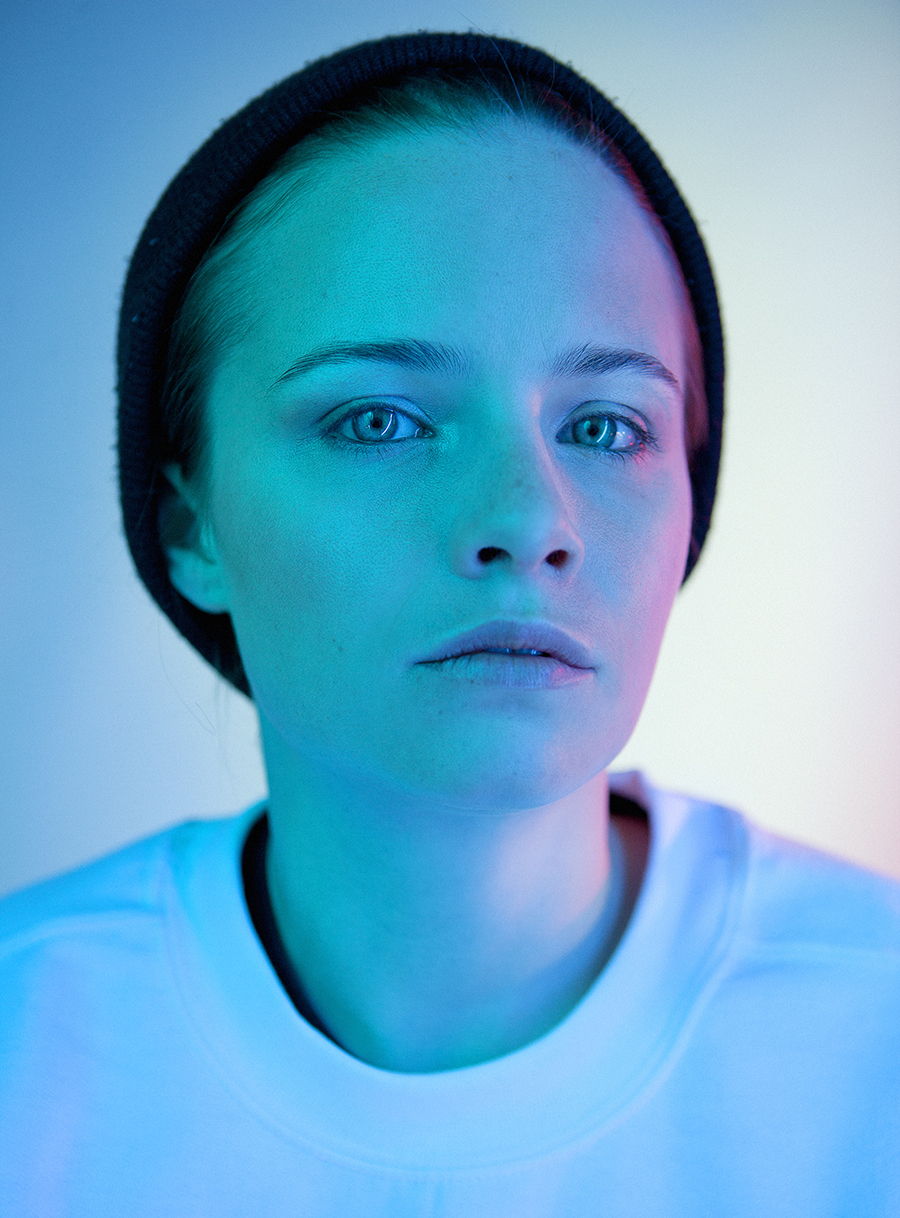 Jasna Fritzi Bauer    for  Neon