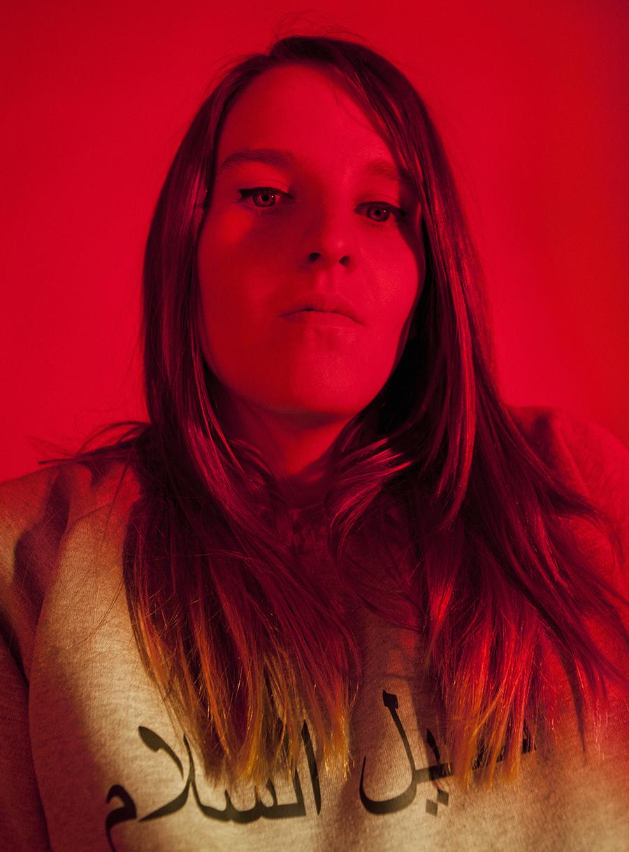 Helene Hegemann   for  Neon