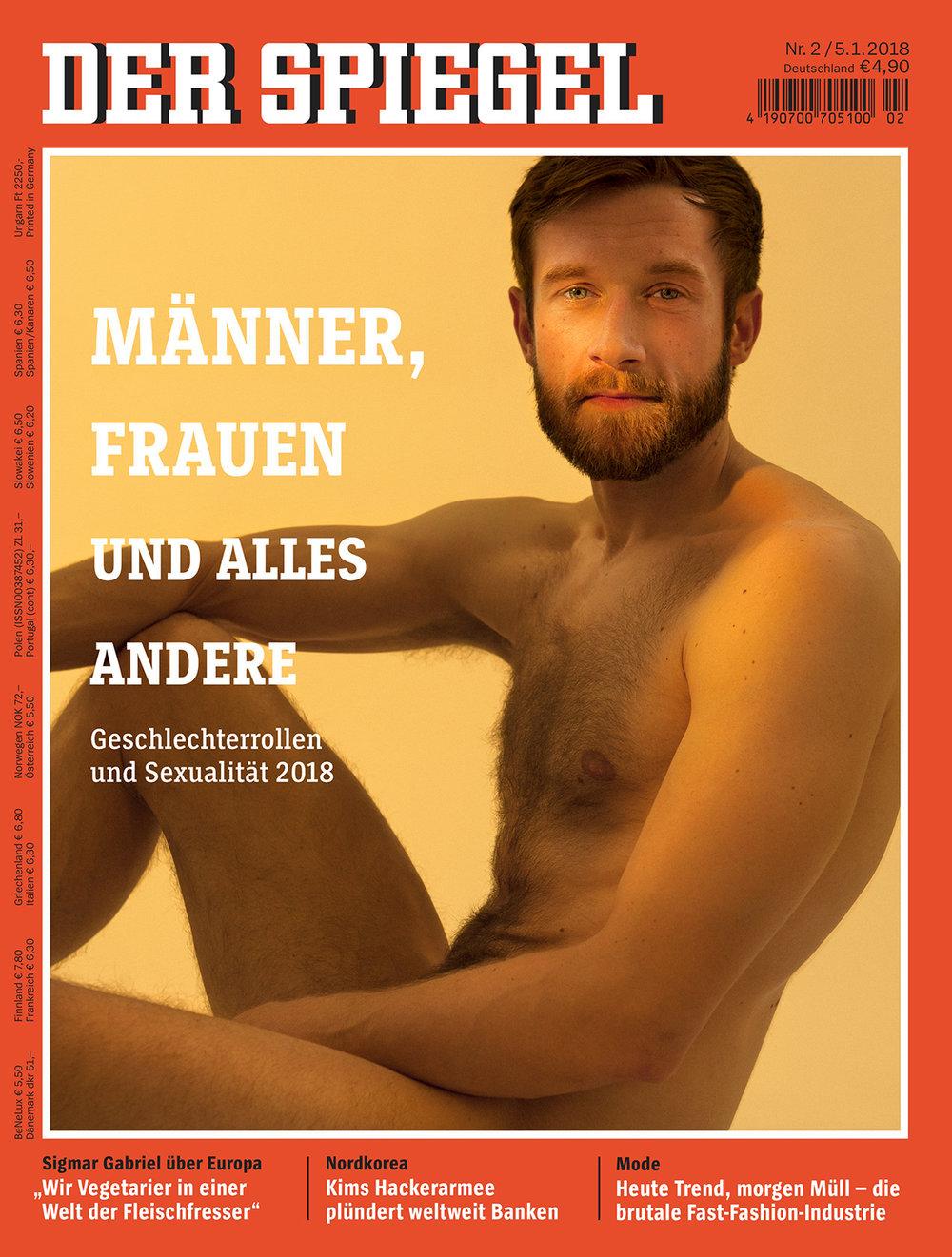 Adam   for  Der Spiegel