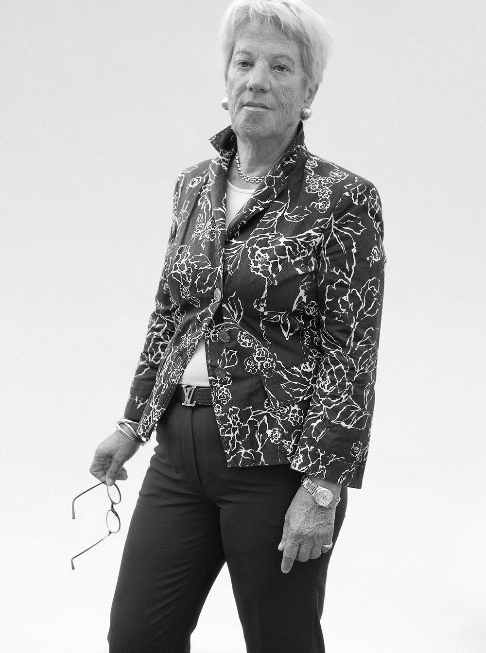 Carla Del Ponte   for  Zeit
