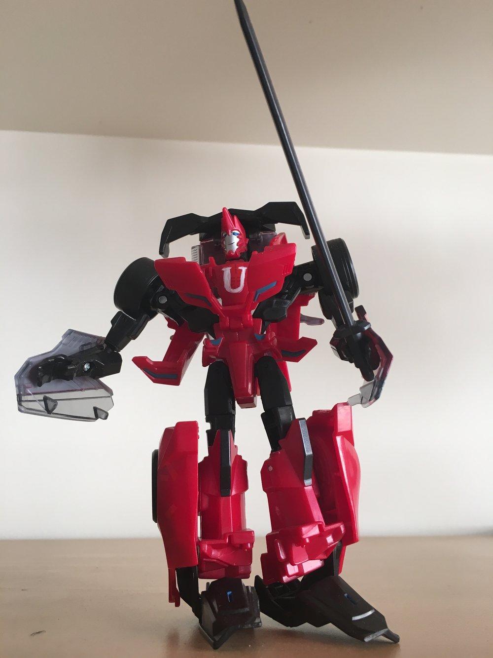 UHS Transformer