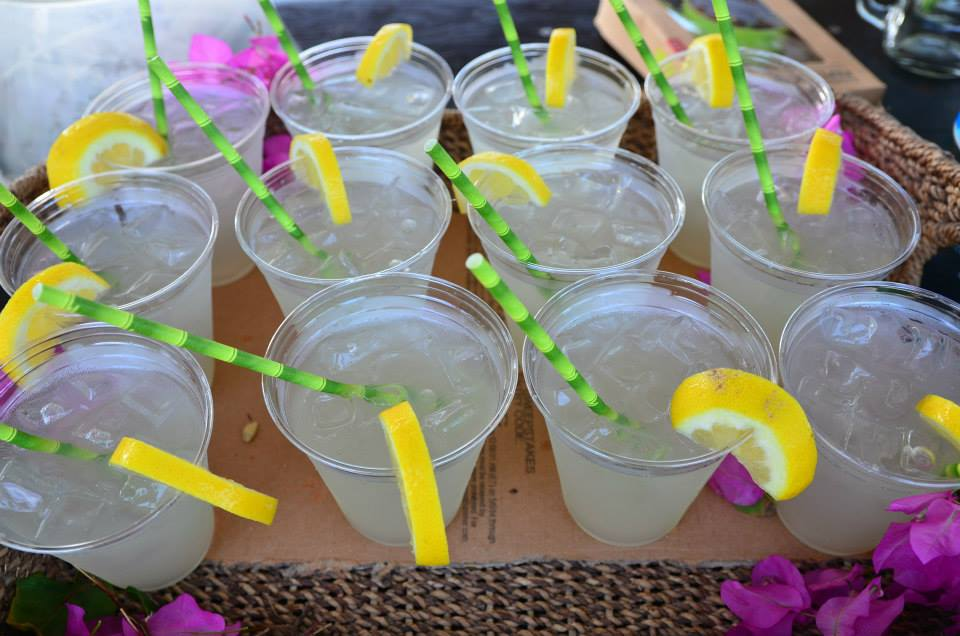 signature drink islamorada wedding