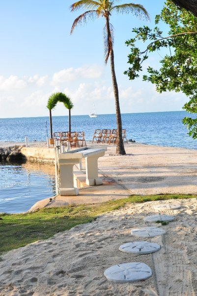 Islamorada wedding venue