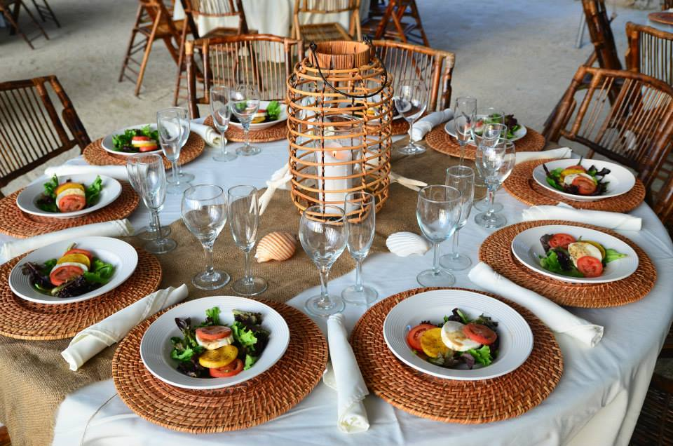 Florida Keys Wedding Menu Trends