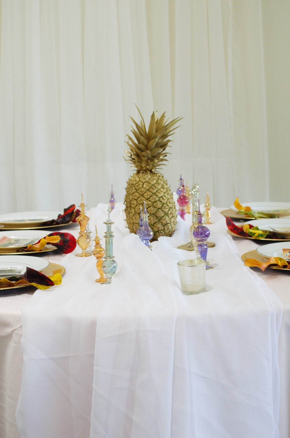 New Centerpiece Ideas from Caribbean Catering