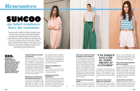 TOO Magazine