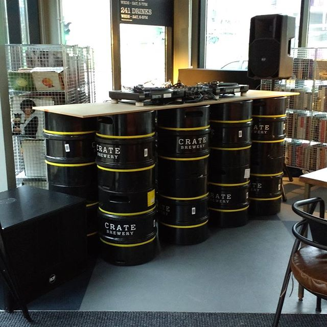 Getting ready for the Strictly Vinyl launch at #villagevanguarde20 TONIGHT