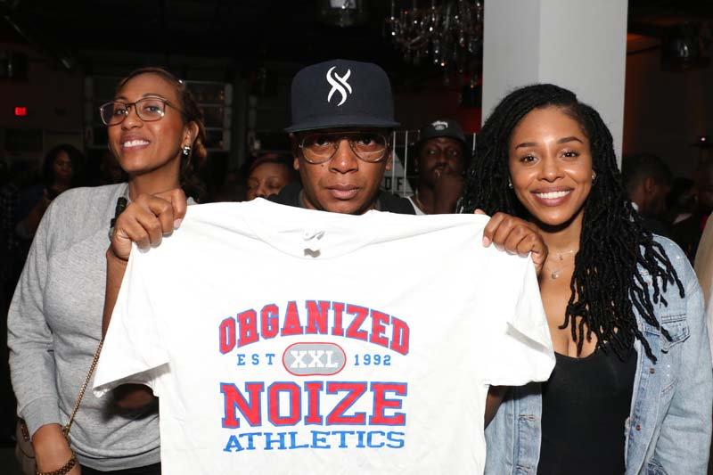 Organized Noise EP Listening Party