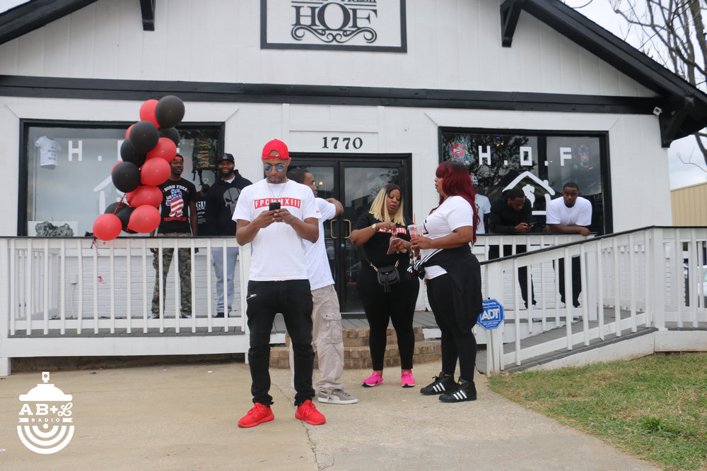 Copy of A3C: Drumma Boy's House Of Fresh Grand Opening