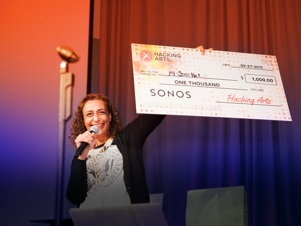 hackathon prizes