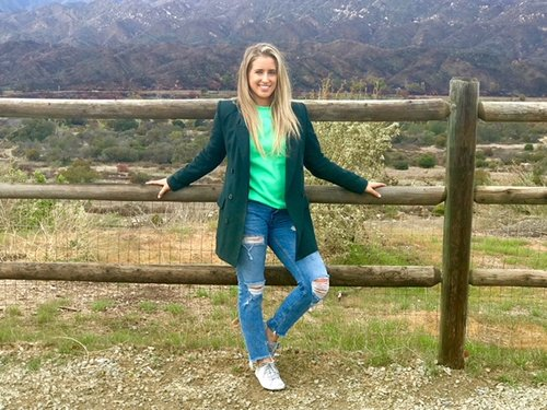 Afternoon in Ojai -
