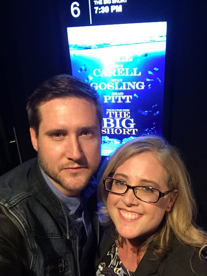Film PR - The Big Short Screening with actor, Jeffry Griffin
