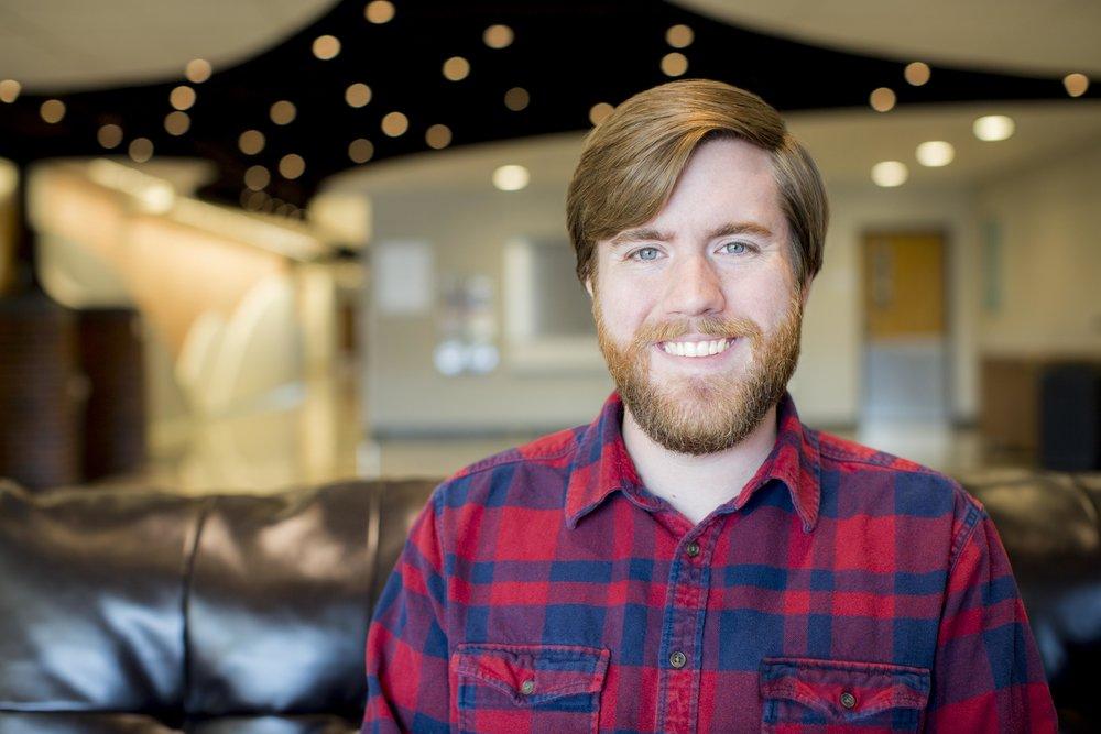 Jesse Krause - Student Techjessek@cccomaha.org