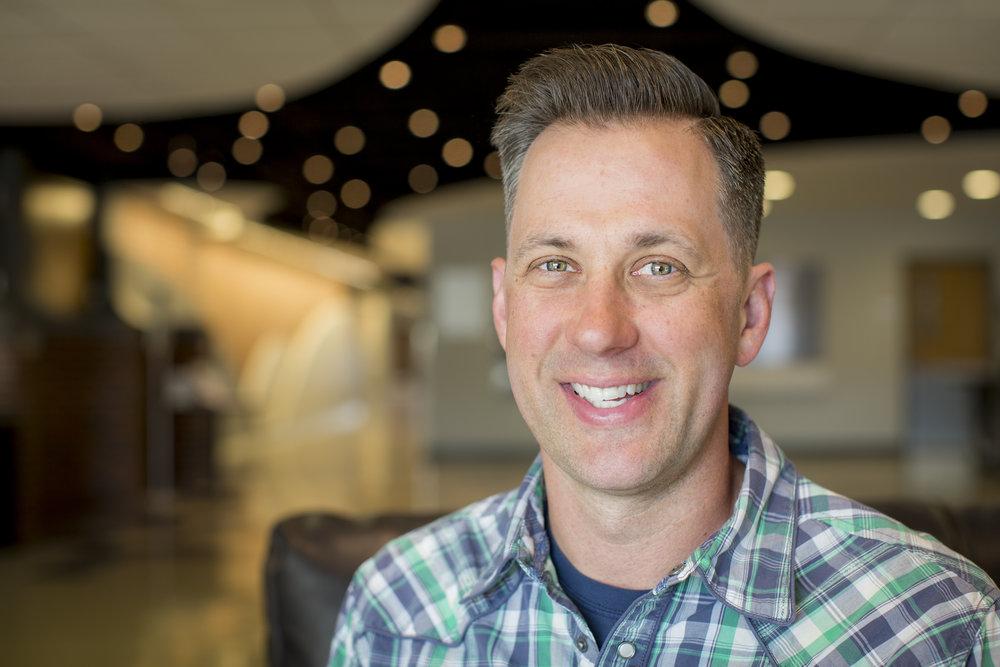 Dan McClannan - Executive Pastor of NextGeneration Ministriesdanm@cccomaha.org