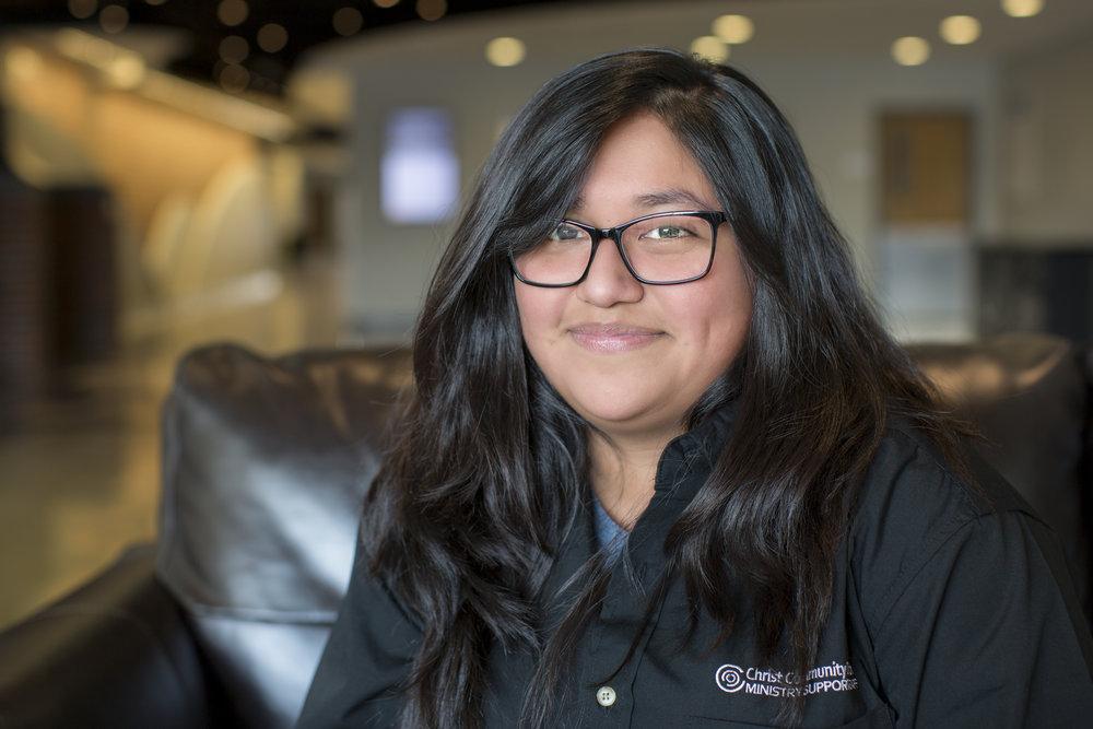 Angela Cruz - Operations Technicianangelac@cccomaha.org