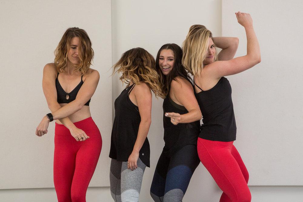 Bachelorette Yoga Class Nashville