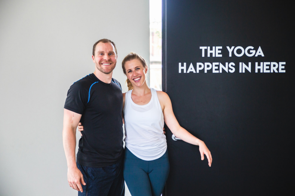 Inner Light Yoga - Emmy and Lee Singer