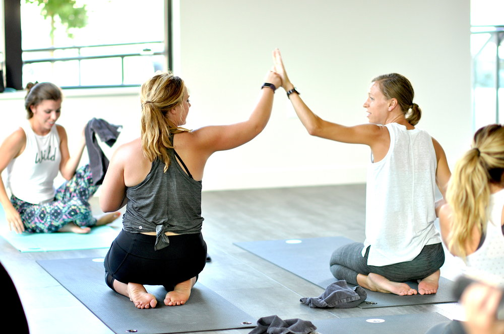 Give the gift of yoga - Purchase a gift card for someone you love.