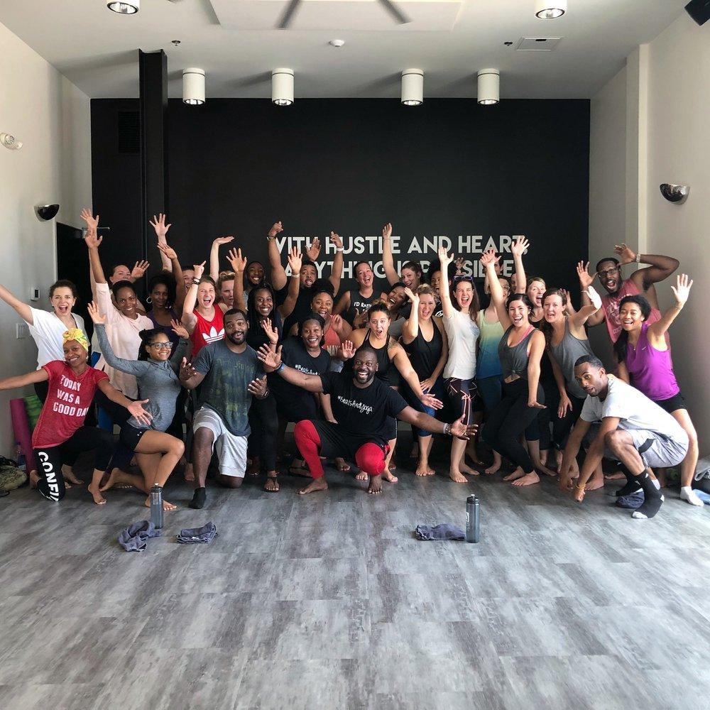 Inner Light Yoga Beats and Yoga Nashville
