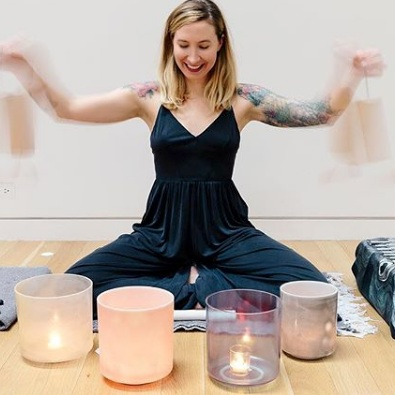 Inner Light Yoga Sound Bath Meditation Nashville